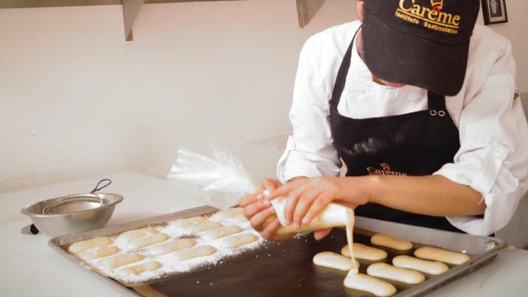 Instituto Gastronomico Careme Chef Repostero