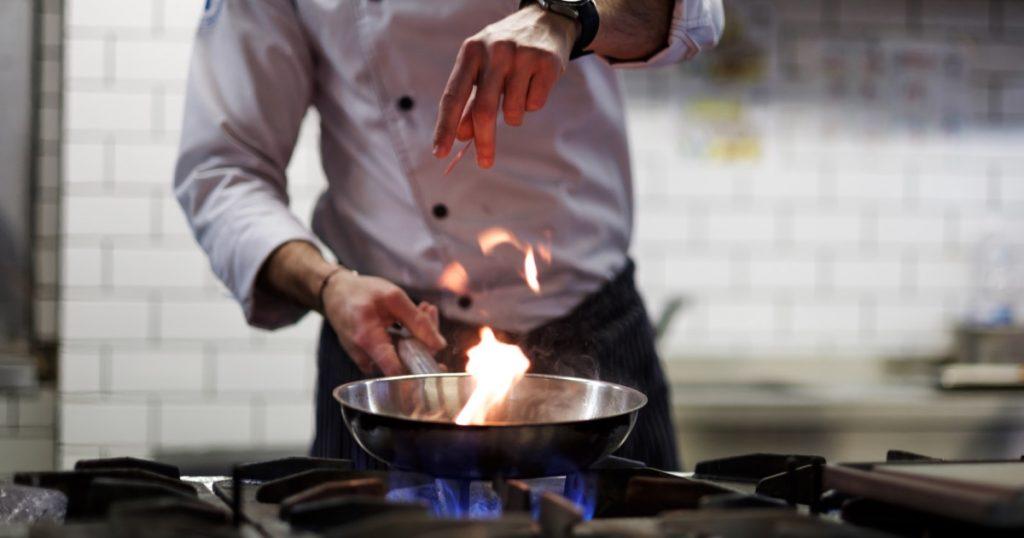 La práctica hace al Chef