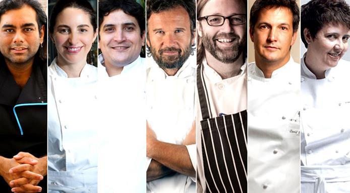 ¡Conviértete en un Chef internacional!