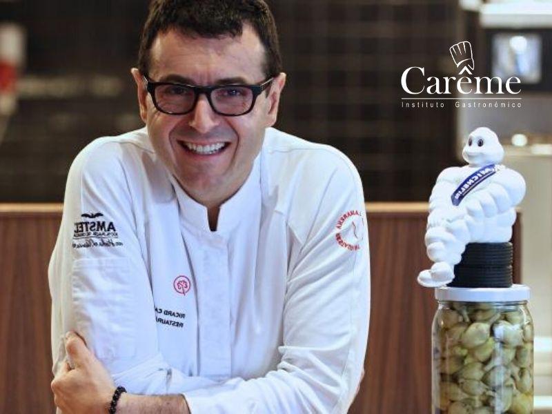 Ricard Camarena recibe la calidad de Carême