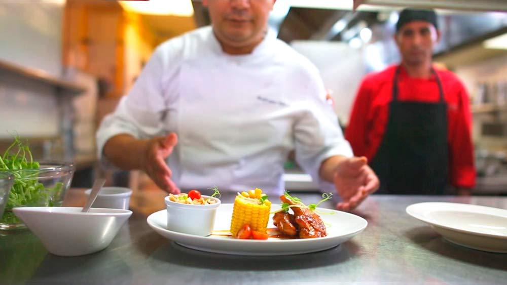 La vida y la Gastronomía no son tan distintas